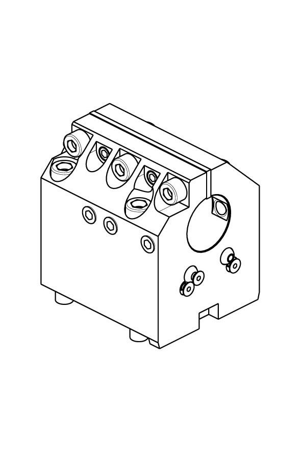m t  s r l   u2013 axial boring bar holder  u00d840 mm h 72 mm
