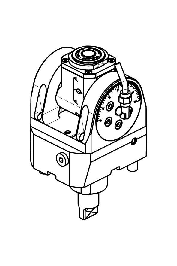 m t  s r l   u2013 adjustable angle driven tool